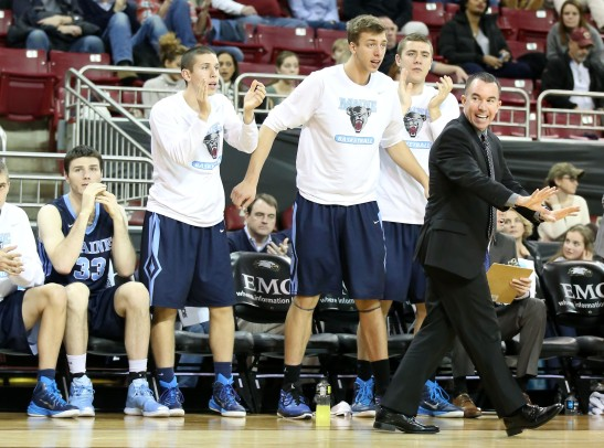 Coach Bob Walsh of the University of Maine ran the Dynamic Leadership Academy this past Monday and Tuesday.