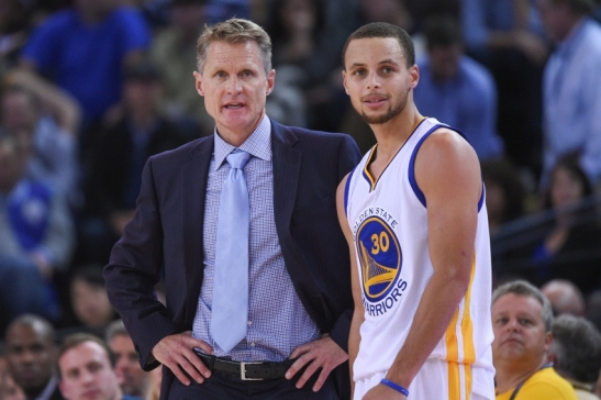 Warriors head coach Steve Kerr's bold, but smart changes ended up spurring his team to a Game 4 victory.