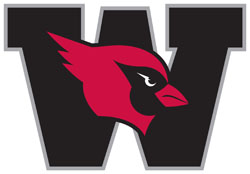 I'm very proud to be representing the prestigious Wesleyan logo now.