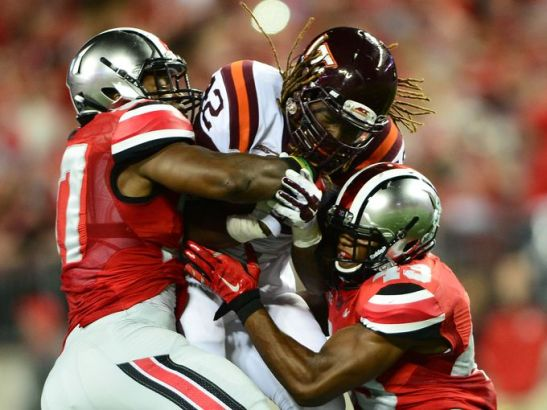 Last year's loss to Virginia Tech was the sole loss in an otherwise perfect National Championship season. Monday, September 6th's opener provides Ohio State with a chance for revenge!