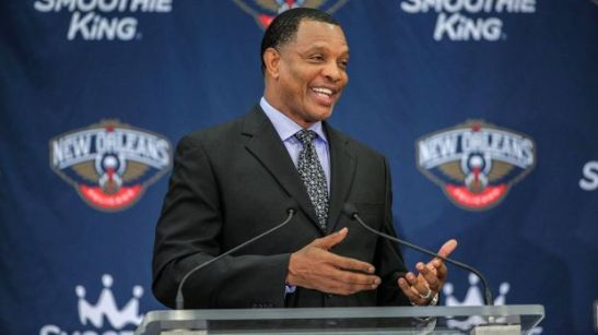 New Pelicans coach Alvin Gentry is a former top assistant for the Warriors. (FoxSports.com)