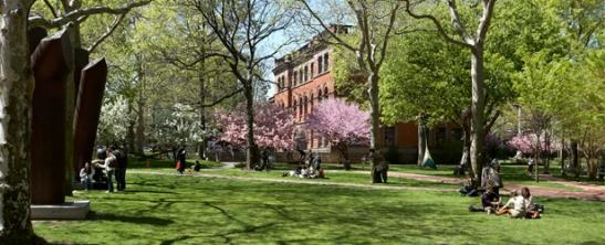 pratt campus
